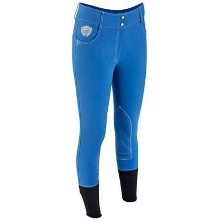 Decathlon FOUGANZA Pantalon TRENDY bleu