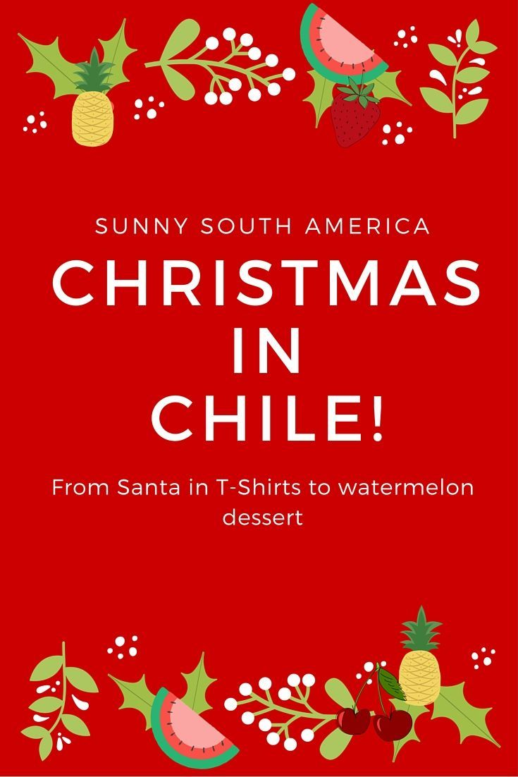 Celebrating Christmas in South America in middle of summertime! LEARN how to make 'Cola de Mono' best Chilean drink for the season!
