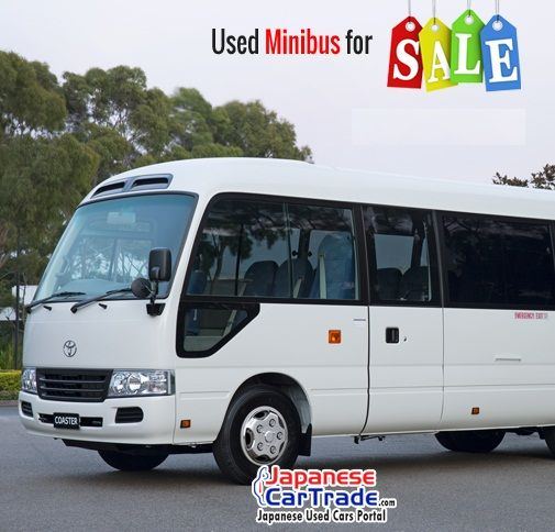 For Sale !!  Driven by passion. Safe by design.- Japan Used Minibus