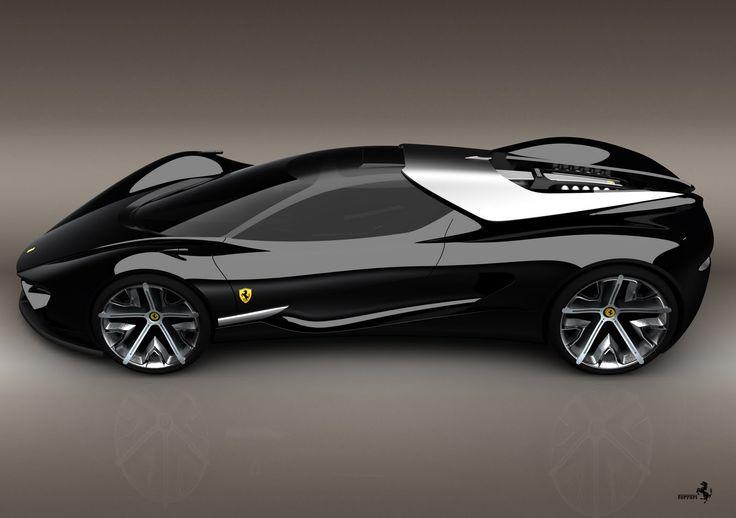 concept cars | FERRARI XEZRI Concept Car | Einshtein | The Blog | repinned by www.BlickeDeeler.de
