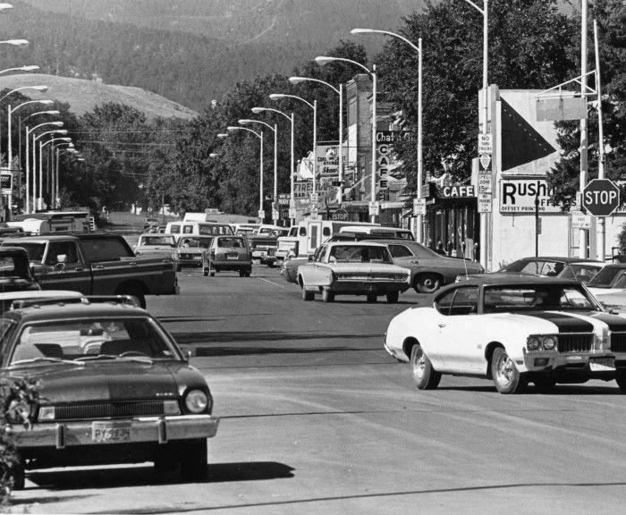 Sturgis, South Dakota, 1970s