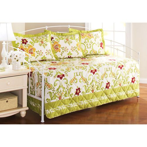 Better Homes And Gardens Citrus Blossoms Daybed Bedding