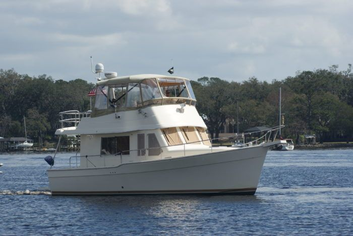 Mainship 34 trawler for sale