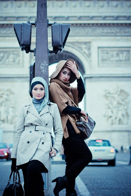 Anything about hijab style