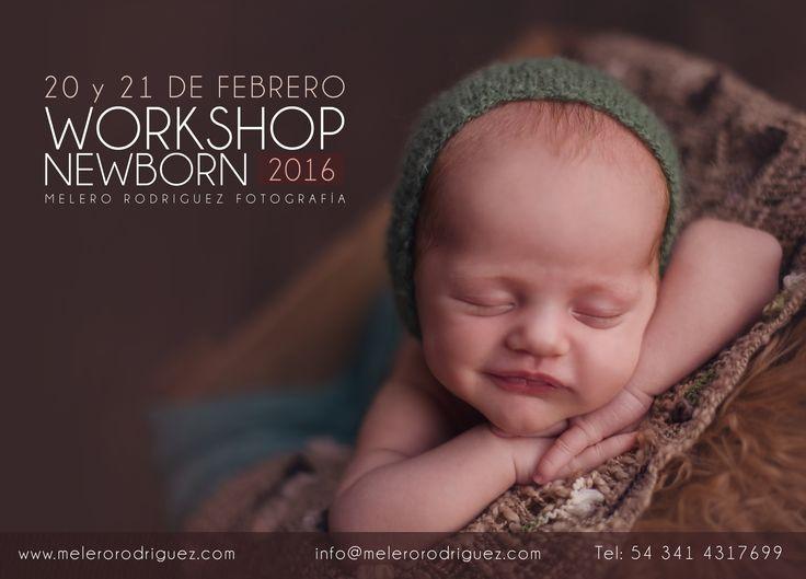 Nueva fecha 2016! 8º Workshop de Fotografía Newborn / 20 -21 de febrero. Consultas inbox! melero rodriguez newborn photography © 2015 #melerorodriguez #newborn #maternity #reciennacido #newbornfotografia #lovewhatwedo