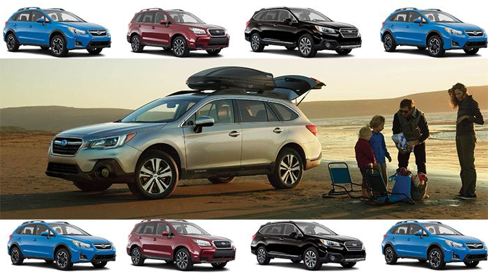 Is a Subaru 🔮 SUV in your future? 🔮 Click to see if one is right for you! 😎