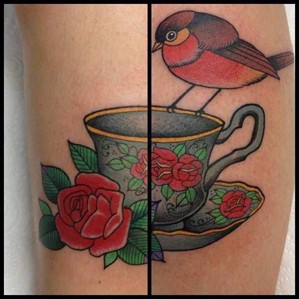 Rodrigo Souto | Black Garden Tattoo - London - Part 1