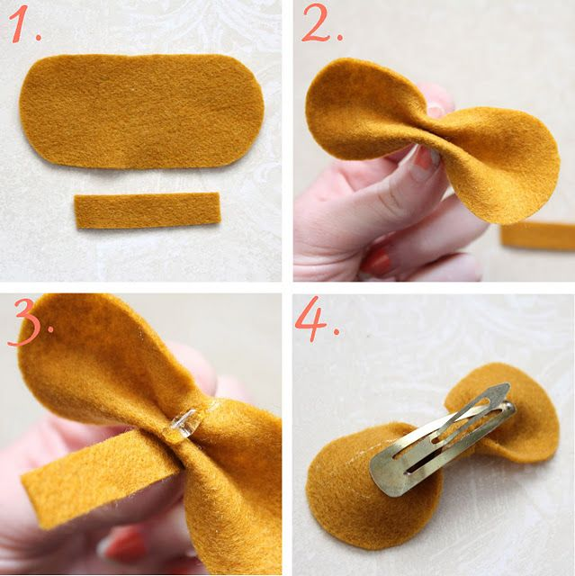 Cute hair accessory...Def best tutorial for this...sooo very cute