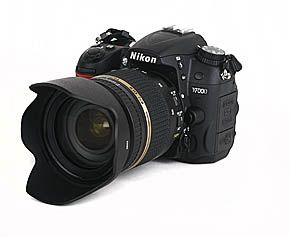 The best lens for a Nikon D7100