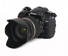 The best lens for a Nikon D7100