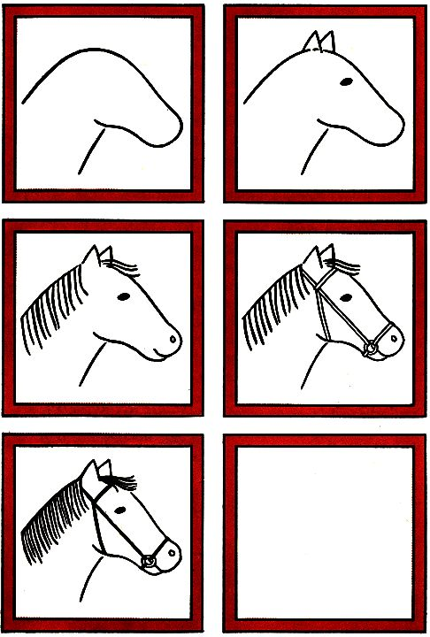 NEW! Kids Drawing Lessons - How to Draw a Horse