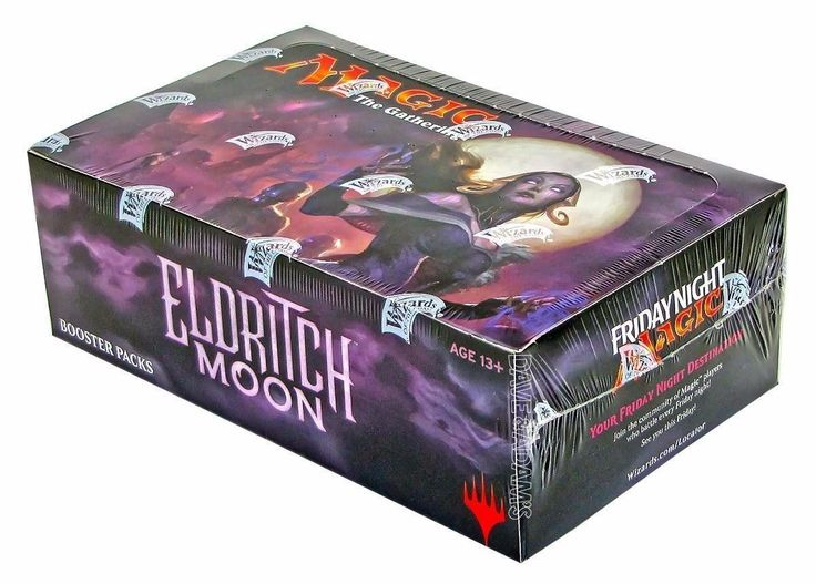 MTG Sealed Booster Packs 19109: Eldritch Moon Booster Box - Korean - Mtg Magic The Gathering Sealed New -> BUY IT NOW ONLY: $84.99 on eBay!