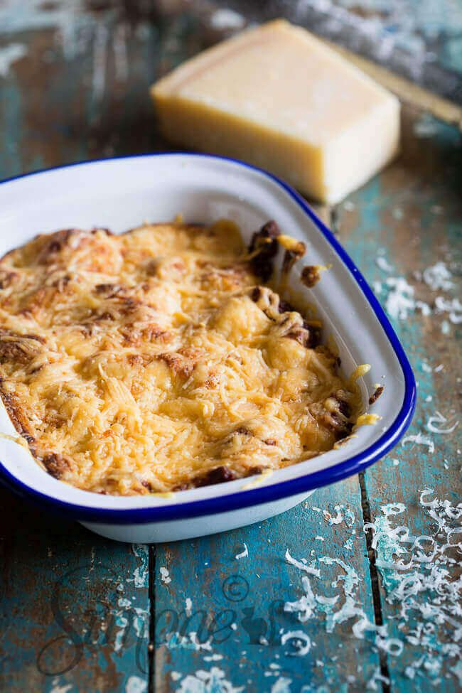 Mac and cheese met chorizo | simoneskitchen.nl