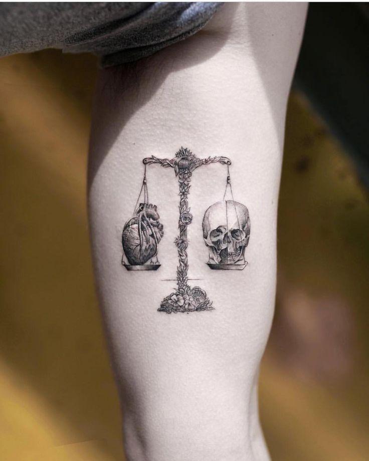 #Balance finden Alessandro capozzi #inkedmag #tattoo #tattooed