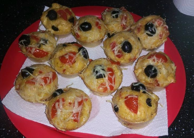 muffins+façon+pizza