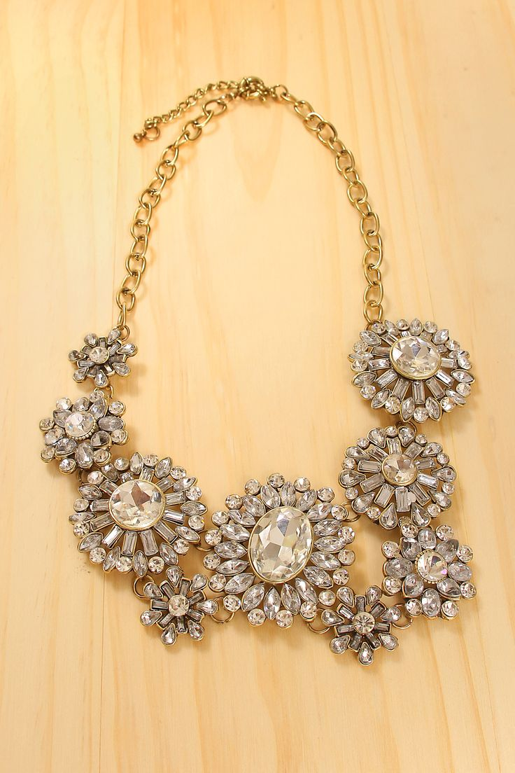 Pamukkale necklace