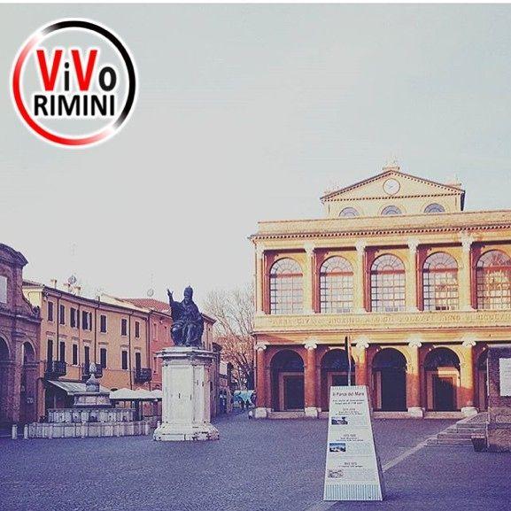 -----------------------------  ---------------------------------------------  Rimini Centro  by @venerabilemaestro visitate la sua splendida galleria!! --------------------------------------------- admin @_elisagasperoni & @ariannapruccoli follow @vivorimini tag #vivorimini --------------------------------------------- Tagga solo foto scattate da te!!! Continuate a seguirci e taggate le vostre foto piu belle con il Tag #vivorimini --------------------------------------------- VivoRimini è in…