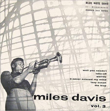 Miles Davis, Blue Note 5040