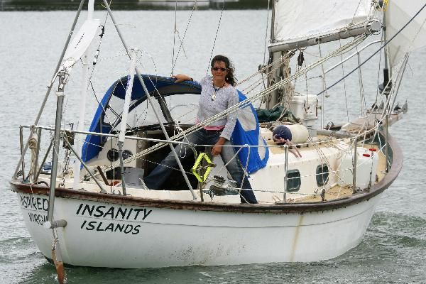 how to retire and live on a sailboat