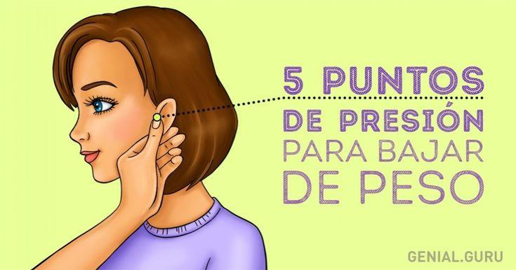 Aprende a usar la acupresión para estimular tu digestión y controlar tu apetito.