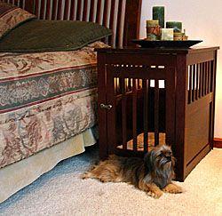 Craftsman Dog Crate