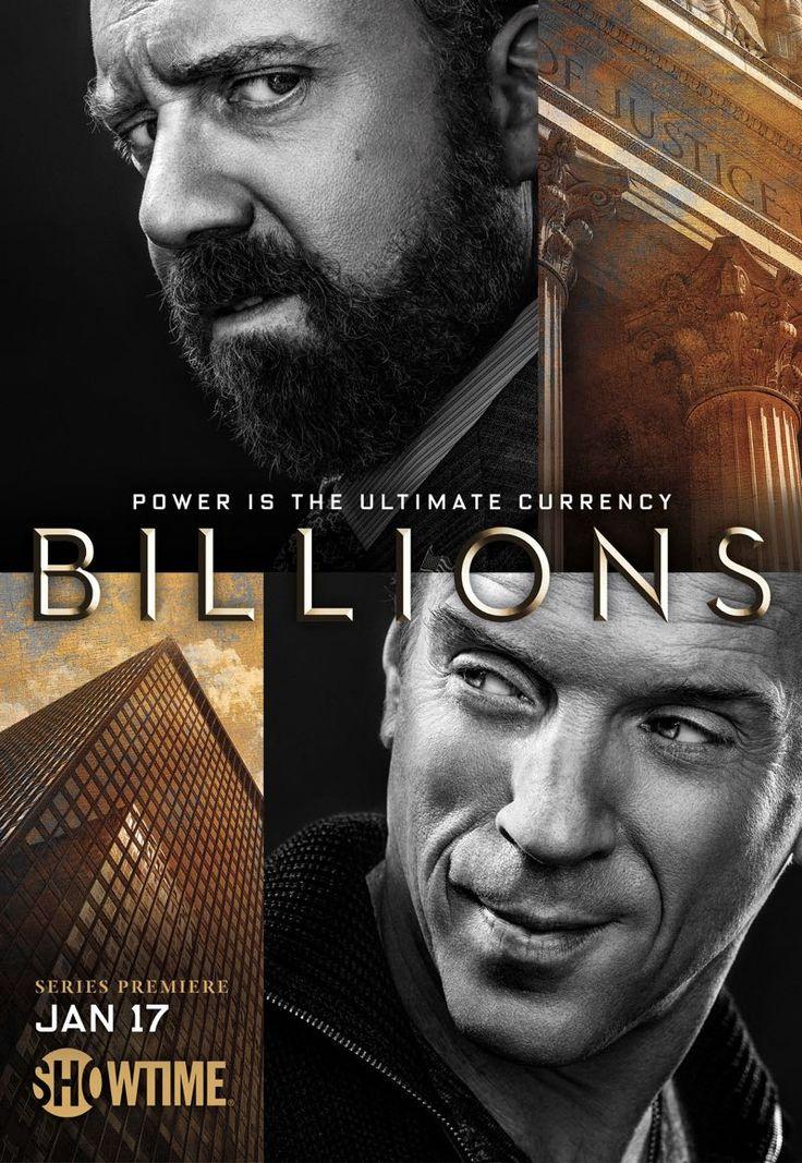 #Billions (SHO) poster
