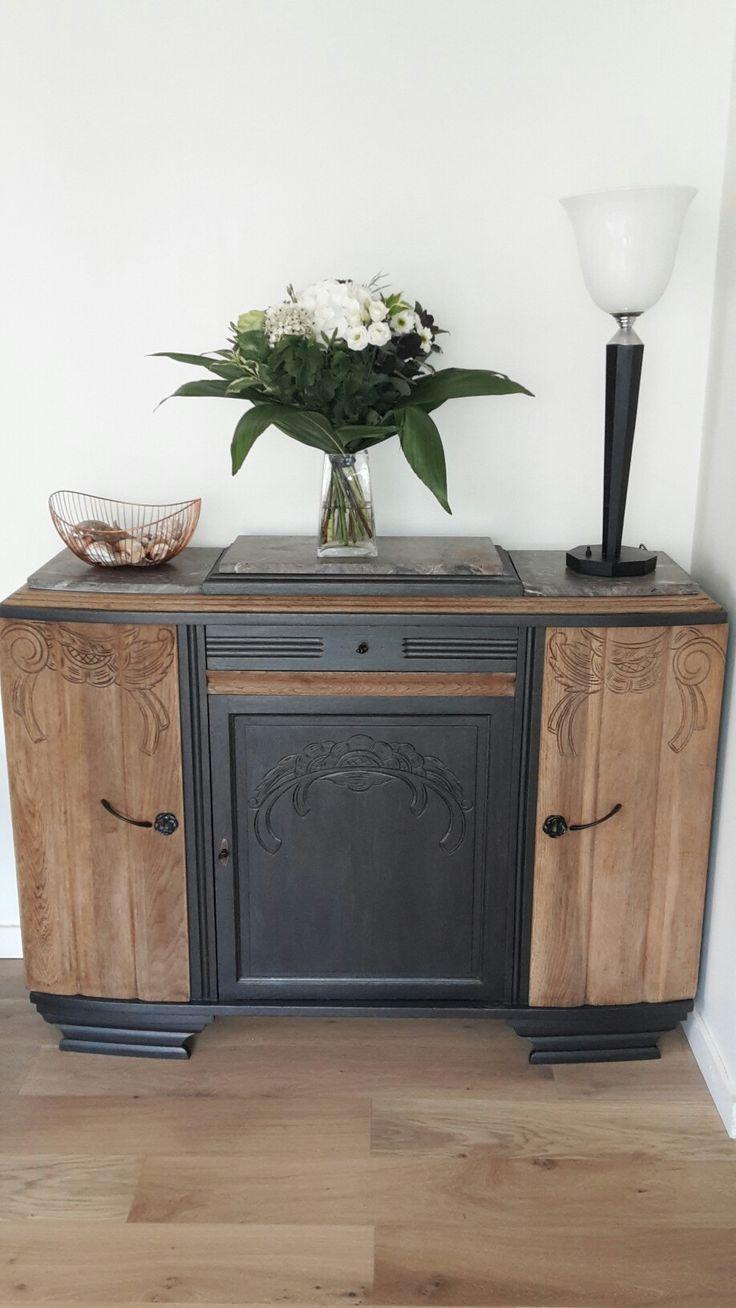 les 25 meilleures id es de la cat gorie vieux vaisseliers sur pinterest redo de vieux commode. Black Bedroom Furniture Sets. Home Design Ideas