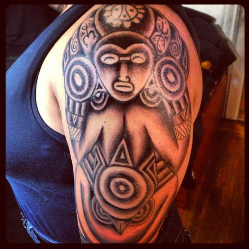 10 best taino native tattoos images on pinterest native tattoos tribal tattoos and indian. Black Bedroom Furniture Sets. Home Design Ideas