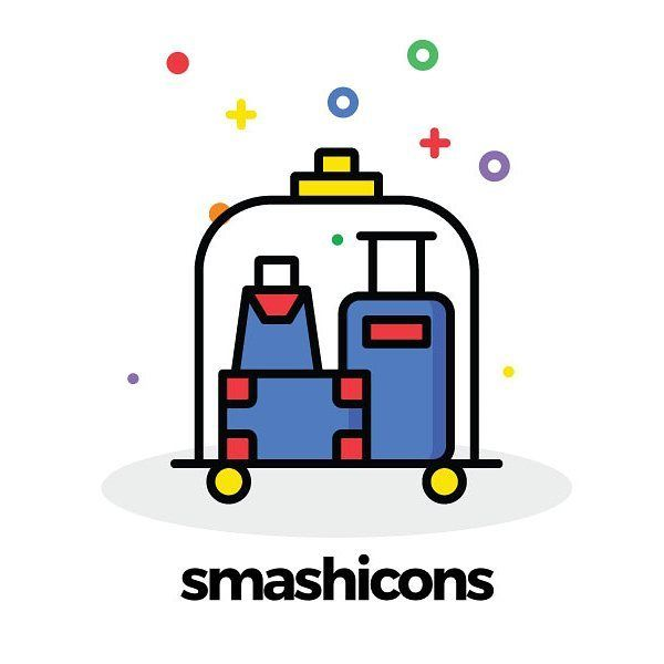Hotel Services icons from smashicons.com Here is a snippet of a brand new style we are working on. We call this 'cartoony style'  Smashicons is a huge icon set of over 27000 icons. Buy once for $99 and get unlimited updates free for the lifetime of the product. We are adding new content every month!  #icons #hugeiconset #icon #iconset #officeicons #office #mac #graphicroozane #graphicsheriff #graphic #graphicdesign #graphicdesigner #ui #userinterface #web #webdevelopment #ux #creative #hotel…