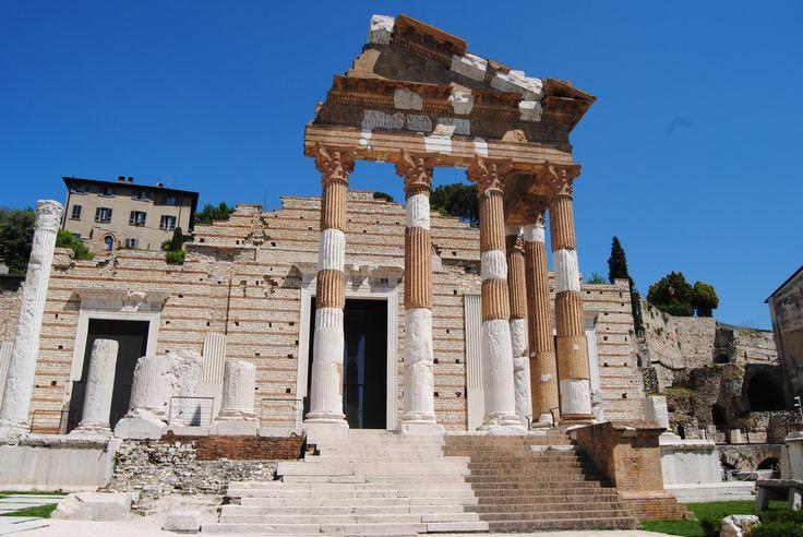 Capitolium Brixia Romana