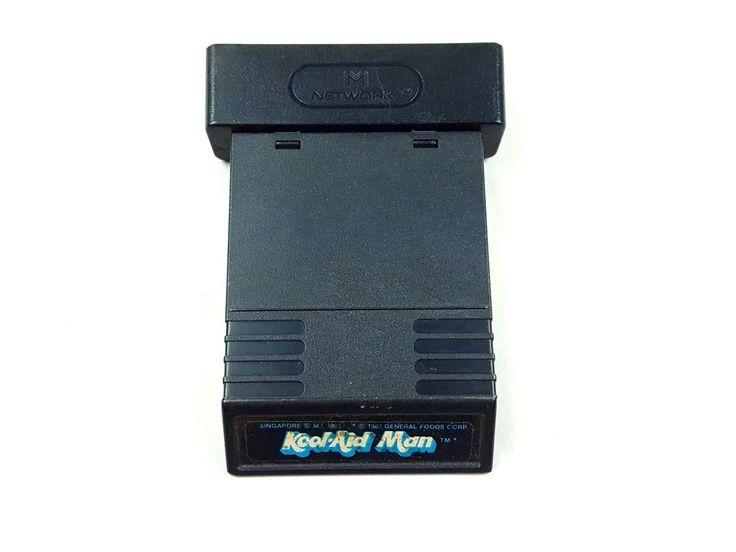 UncleZekes.com - Kool-Aid Man Atari 2600 1983