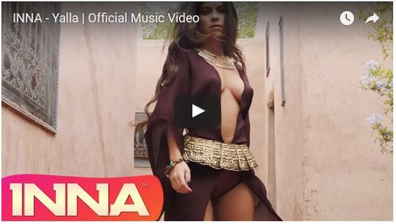 INNA - Yalla | Official Music Video | English Song 2016 HD  http://adf.ly/1ZRUNP