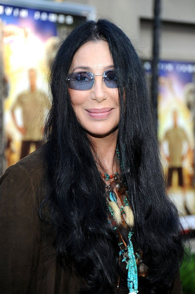 Cher ....still hot!