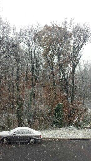 Winter in WDC