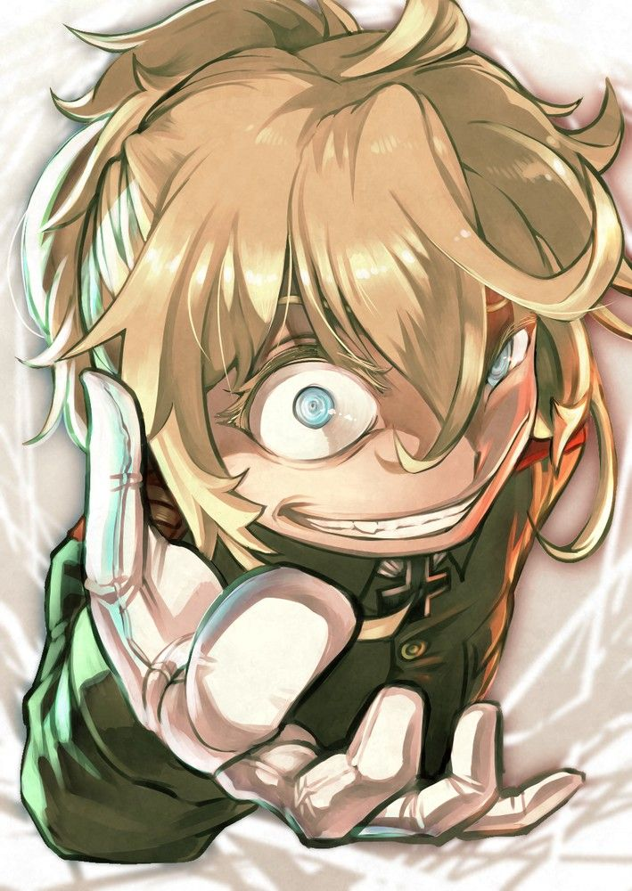 youjo senki tanya degurechaff high resolution 1girl ahoge blonde blue eyes colored eyelashes evil grin evil smile gloves grin hair between eyes iron cross looking at viewer military military uniform morisaki jirou ponytail short hair simple background smile solo tied hair uniform white gloves