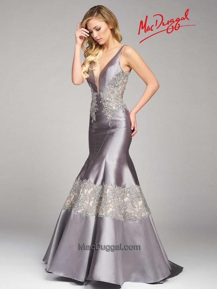 Mac Duggal Trumpet Gown – fashion dresses