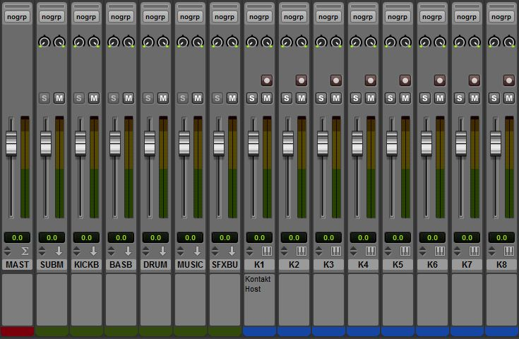 Creating a Custom DAW Template – Maximize Your Workflow