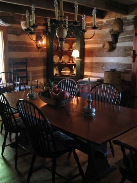 log cabin dining dining rooms that inspire pinterest the