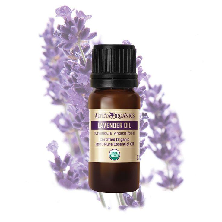 Lavendel – Biologische etherische olie