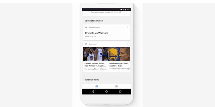 Good news for folks who find Google's mobile news cards useful in its search app and launcher: the service will now not only bring you stories related to things you've searched for, but also trending topics and happenings in your area and around the globe.