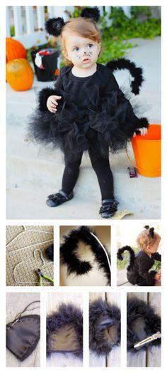 disfraz para nios de gato