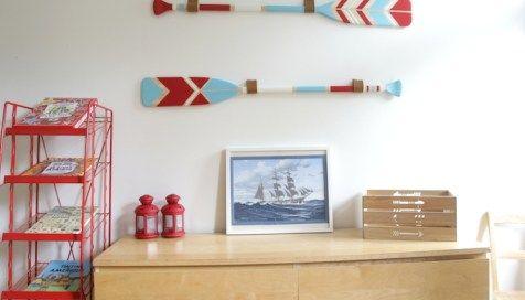 Mon DIY de rames peintes avec les peintures CIL