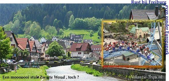 europapark pretpark attractiepark Zwarte Woud Duitsland