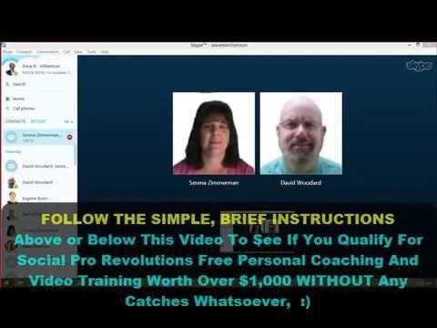 """Social Pro Revolution - Are You A """"Biz-Opper Hopper"""" Like Serena Zimmerman... - YouTube"""