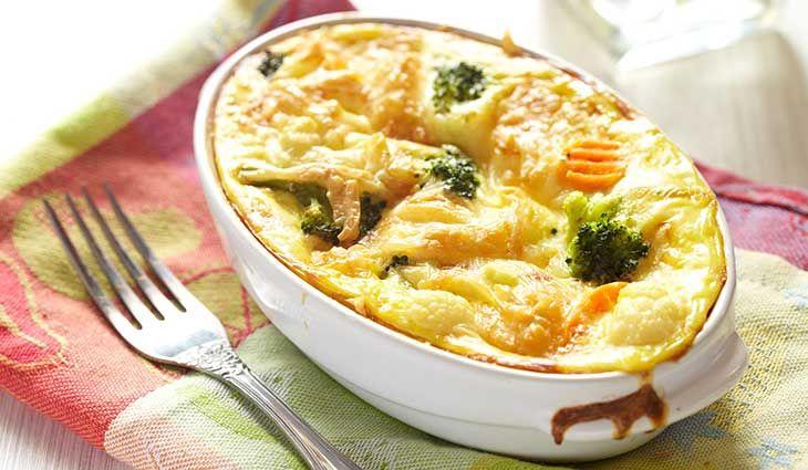 En deilig rett som både kan spises alene eller som tilbehør til middag.