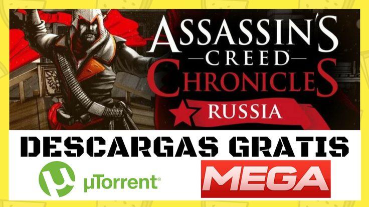 Descargar Gratis Assassins Creed Chronicles Russia [PC-ESPAÑOL][MEGA-TORRENT]