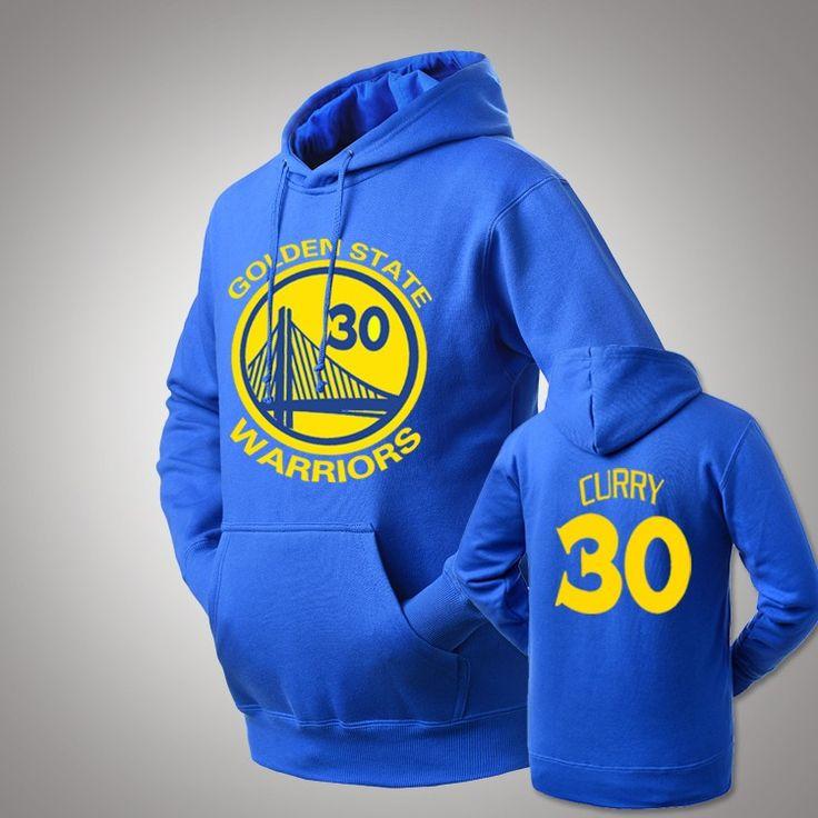 NBA Golden State Warriors Stephen Curry hoodie sweater