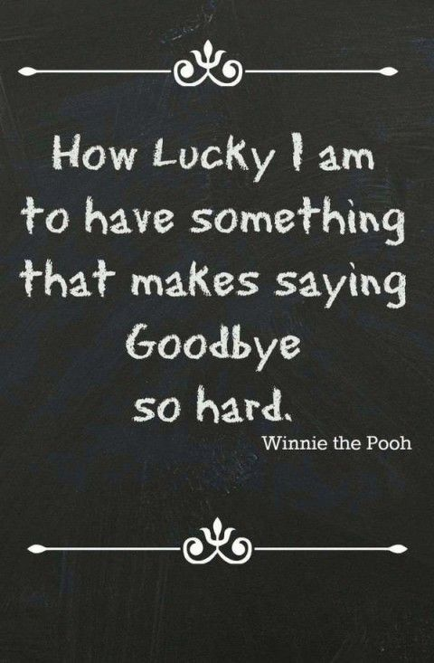 33 Inspirational and Funny Farewell Quotes