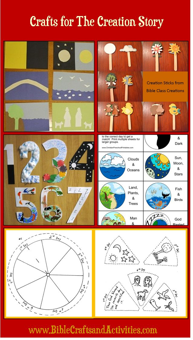 creation craft ideas for creation story 252 best sunday school creation images on 7649