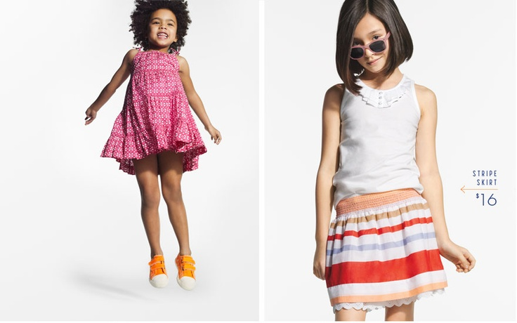 Cute kids clothes good prices and nice women's stuff too